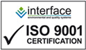interface iso 9001 certification